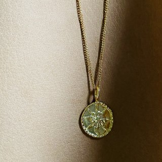 SOL coin Necklace