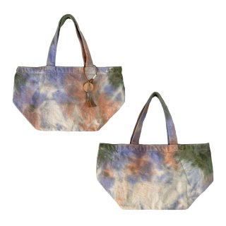 <img class='new_mark_img1' src='https://img.shop-pro.jp/img/new/icons14.gif' style='border:none;display:inline;margin:0px;padding:0px;width:auto;' />Tie-dye tote bag S size Image