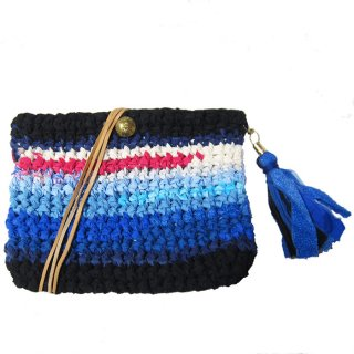 I Love Clutch Bag