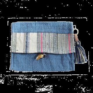 Ethnic cloth Clutch Bag