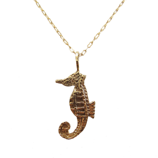 <img class='new_mark_img1' src='//img.shop-pro.jp/img/new/icons56.gif' style='border:none;display:inline;margin:0px;padding:0px;width:auto;' />Seahorse Necklace