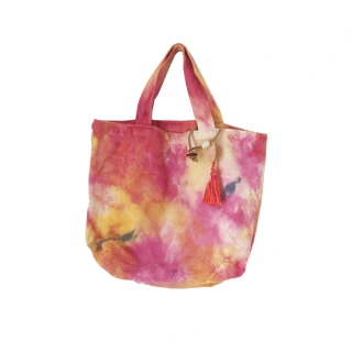 <img class='new_mark_img1' src='//img.shop-pro.jp/img/new/icons14.gif' style='border:none;display:inline;margin:0px;padding:0px;width:auto;' />Tie-Dye tote bag MINI