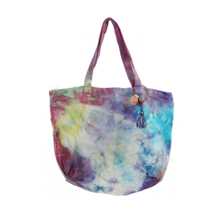 <img class='new_mark_img1' src='//img.shop-pro.jp/img/new/icons48.gif' style='border:none;display:inline;margin:0px;padding:0px;width:auto;' />Tie-Dye tote bag