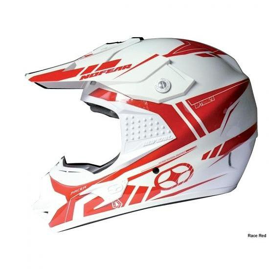No Fear Optimal II Evo Helmet 2010 From  Small - Race Red