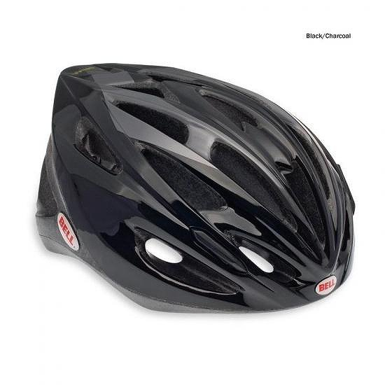 Bell Solar Helmet 2011 From  -  Unisize Adult - Black/Charcoal
