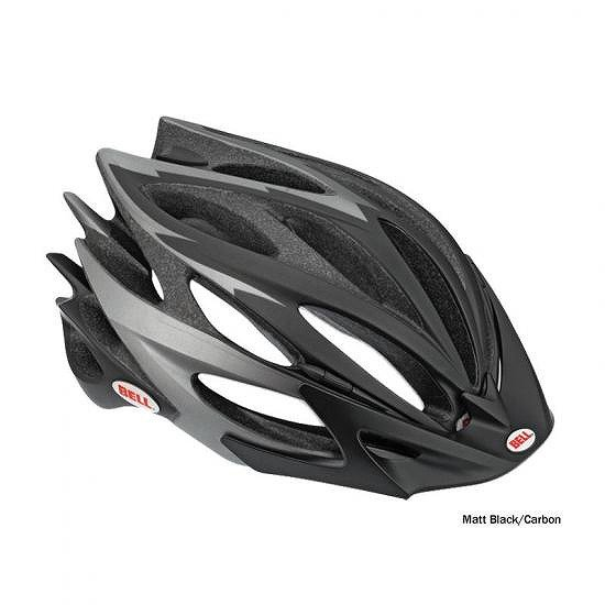 Bell Sweep Helmet 2011ベル スウィープ ヘルメット 51-55cm Small - Matt Black/Carbon