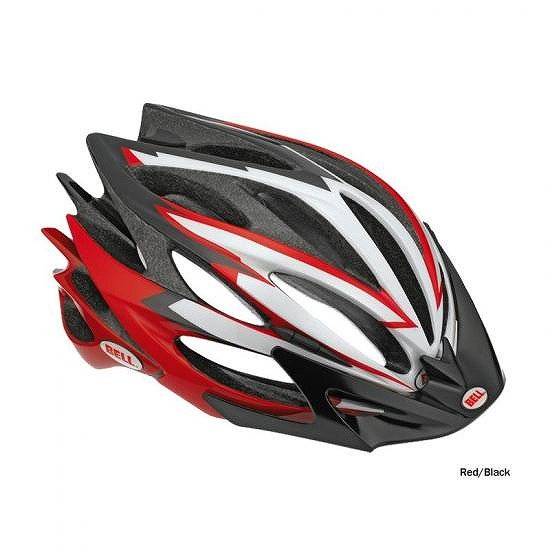 Bell Sweep Helmet 2011ベル スウィープ ヘルメット51-55cm Small - Red/Black