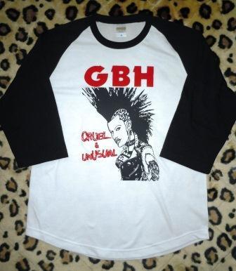 ラグランT(七分袖) G.B.H cruel ...