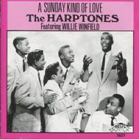 HARPTONES feat. WILLIE WINFIELD - A SUNDAY KIND OF LOVE (CD ...