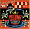 HIPBONE SLIM AND HIS CROWNTOPPERS - THE TOPPERMOST SOUNDS OF... (LP)