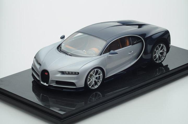 1 8 mr bugatti chiron mr bbr make up looksmart d gなどのミニカー