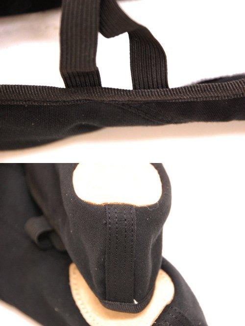 格安男性用バレエシューズ スプリットソールballetshoes ブラック (26.5cm)★の詳細写真03