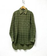 <img class='new_mark_img1' src='//img.shop-pro.jp/img/new/icons24.gif' style='border:none;display:inline;margin:0px;padding:0px;width:auto;' />USED WEAR grand father shirts flannel(グランドファーザーシャツ フランネル)