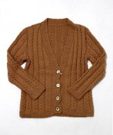 USED WEAR FISHERMAN SWEATER
