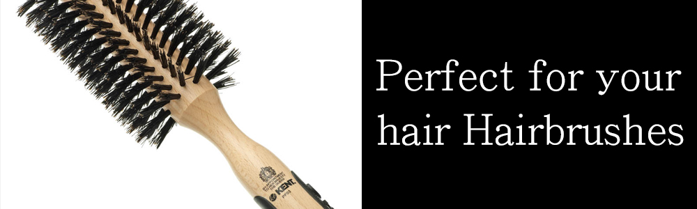 'Perfect for your hair' Hairbrushes