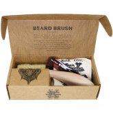 メンズ Beard Brush (ビアードブラシ) ひげ用 ブラシ BRD2