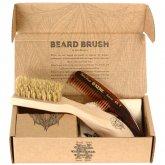 メンズ Beard Brush (ビアードブラシ) ひげ用 ブラシ BRD3