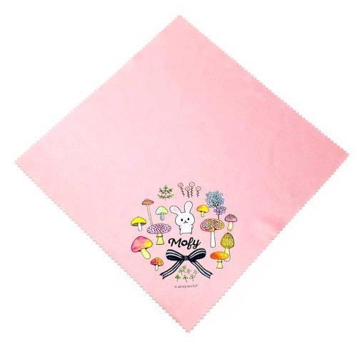 【生産終了品】うさぎのモフィ マルチクロス 02(ワンポイント)  MO