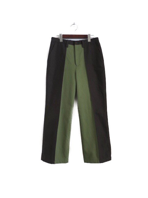 <img class='new_mark_img1' src='https://img.shop-pro.jp/img/new/icons1.gif' style='border:none;display:inline;margin:0px;padding:0px;width:auto;' />『ohta』green brown pants