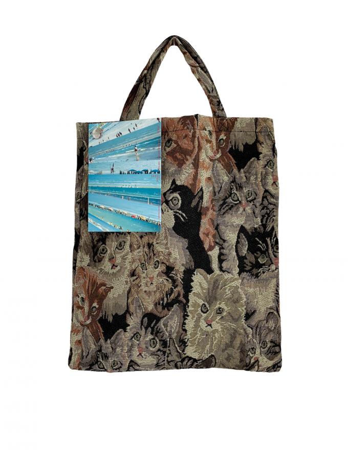【完売】『BLESS』Cat Bag Big