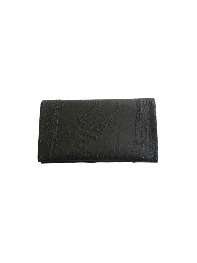 『kagari yusuke』カードケース/名刺入れ (ブラック)
