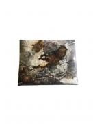 『kagari yusuke』封筒型小銭入れ/コインケース (都市型迷彩)