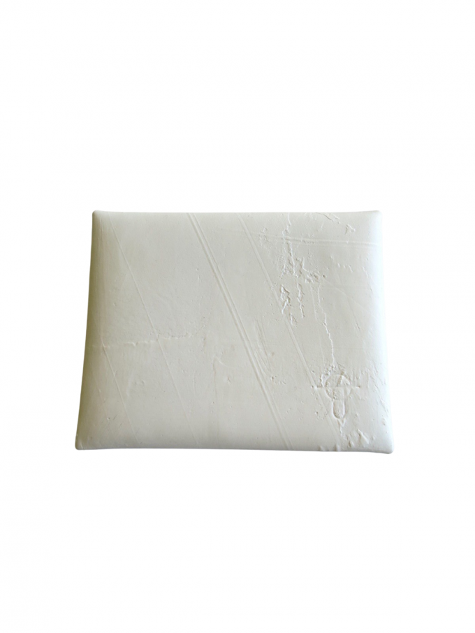 『kagari yusuke』封筒型小銭入れ/コインケース (ホワイト)