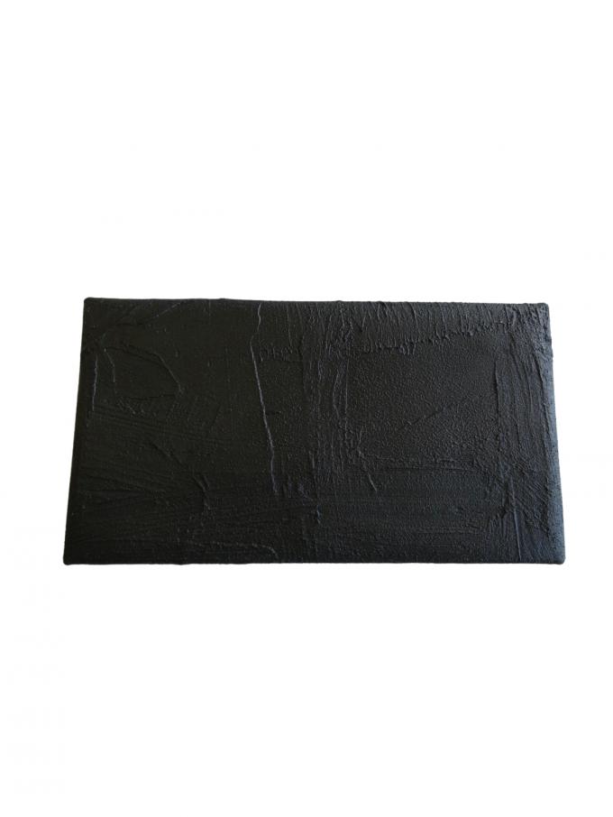 『kagari yusuke』封筒型長財布 (ブラック)