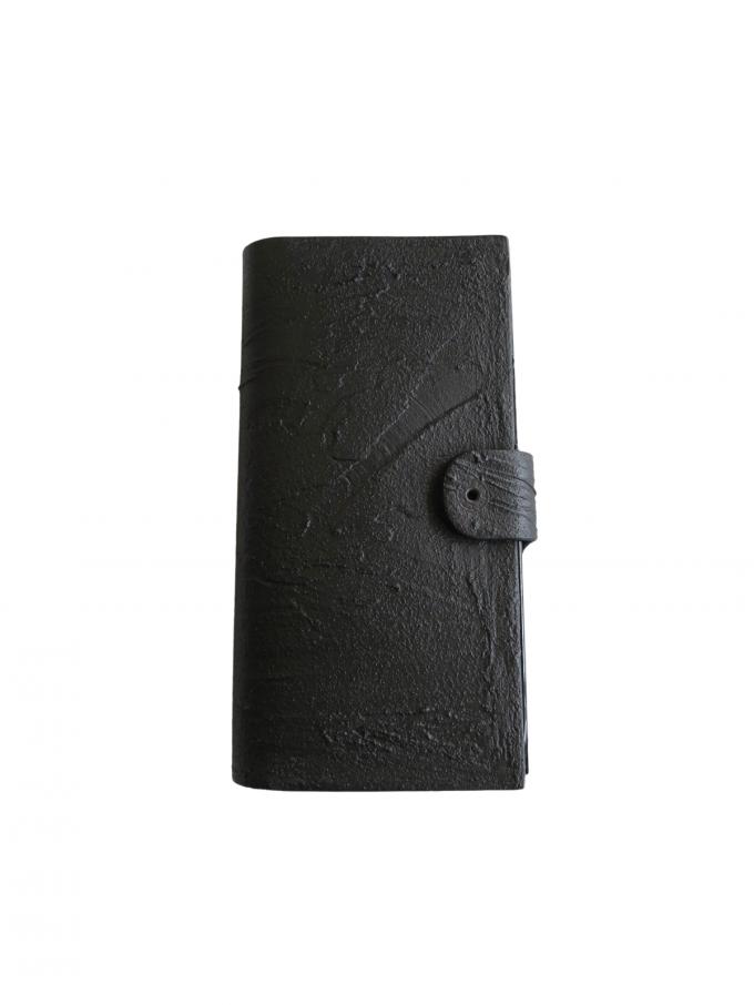 『kagari yusuke』iPhone12/12Pro ケース (ブラック)