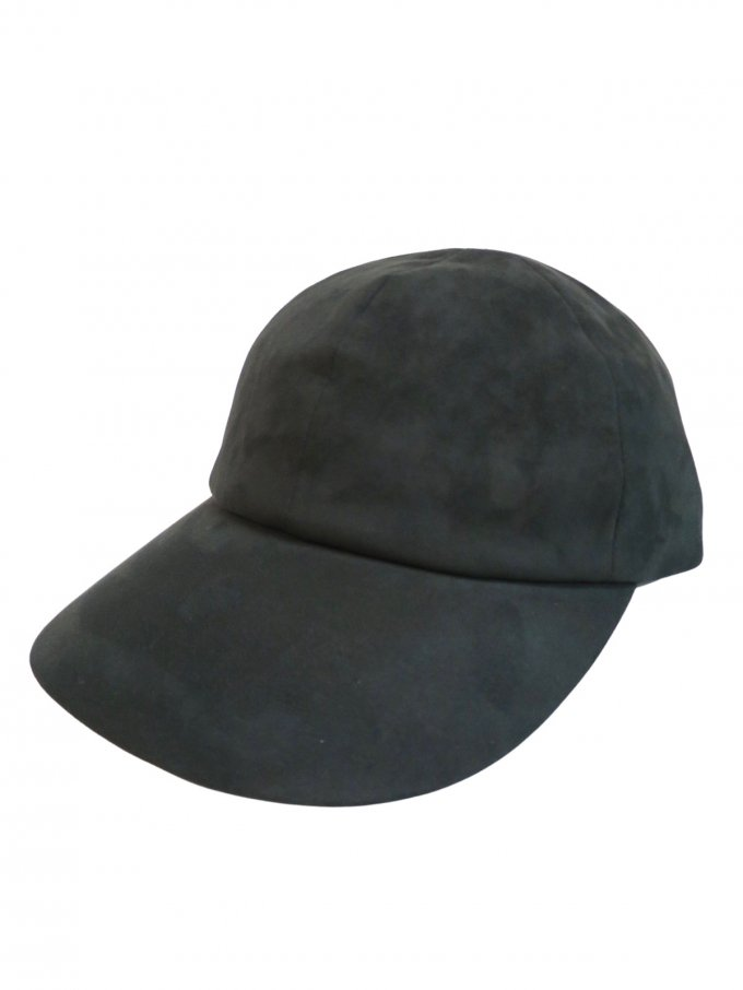 『COMESANDGOES』SYNTHETIC LEATHER CAP