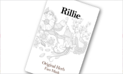 Rillie Original herb Face mask