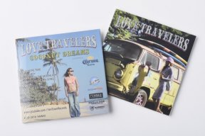 <img class='new_mark_img1' src='//img.shop-pro.jp/img/new/icons15.gif' style='border:none;display:inline;margin:0px;padding:0px;width:auto;' />LOVE TRAVELERS Album CD