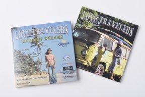 LOVE TRAVELERS Album CD