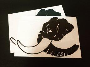 ELEBROU Cutting Sticker