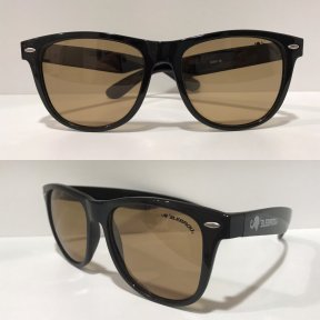 WAIKIKI Black Brown POLARIZED(偏光レンズ特別仕様)