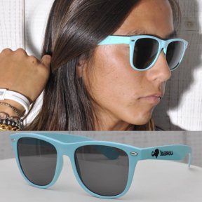 Waikiki Tiffany Blue -Black Lens