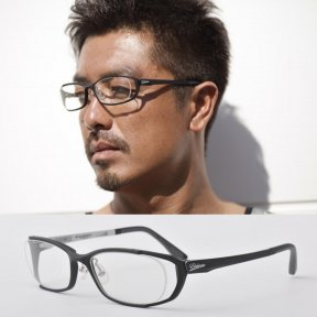 ATHENS SPORTS - Black Clear Lens