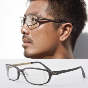 ATHENS SPORTS - Gold Clear Lens