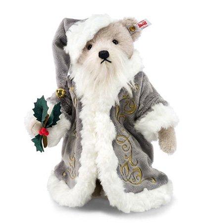 Steiff ミュージカル クリスマス テディベア EAN021671