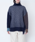 tricote【トリコテ】MELANGE SWEATER