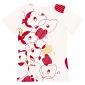 <img class='new_mark_img1' src='//img.shop-pro.jp/img/new/icons6.gif' style='border:none;display:inline;margin:0px;padding:0px;width:auto;' />和柄Tシャツ 椿にメジロ(White・Navy blue)