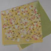 化合繊ふろしき 裾野桜