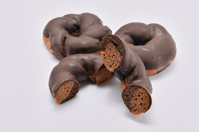 チョコディップベーグル3個セット