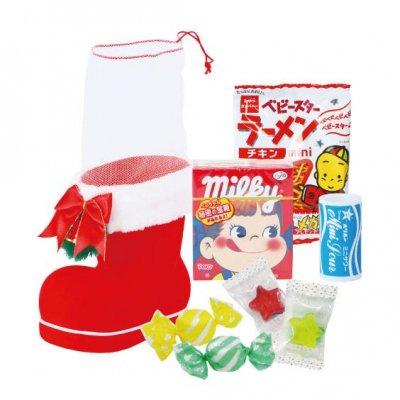 お菓子リースブーツWB80