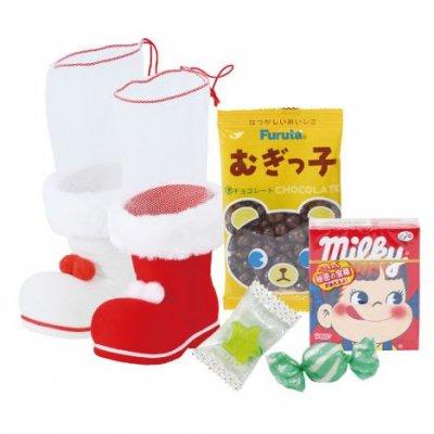 X'masお菓子ブーツ(M)1個