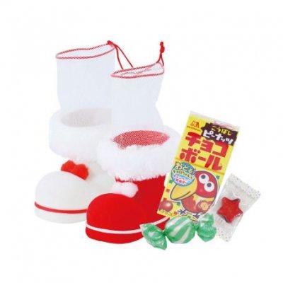 X'masお菓子ブーツ(S)1個