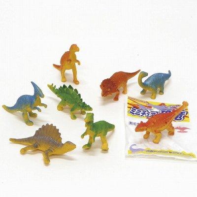 ミニチュア恐竜 1個