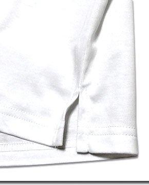 ワイドパンツと好相性!日本製シルケットスムースで肌触り抜群のルーズシルエット7分袖Tシャツ!