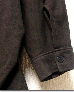 最強のサロンスタイル!「Hephaistos Coat 4/5」 変形切り替えサロン系8分袖アフガンコート!