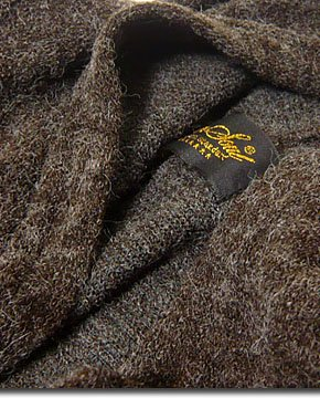 軽く羽織れて着易く防寒性もGOOD!サロン系マスト!トグルボタンダッフルロングカーディガン!